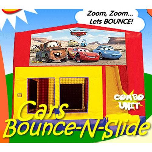 bouncercars