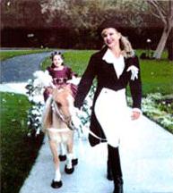 Pony Rides in Pasedina CA