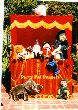 Puppet Shows Southern California